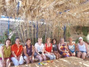 Seminar-Gruppe auf Kreta (Oktober 2018)